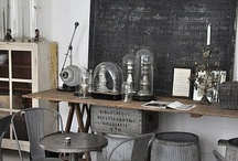 Decorating with Industrial Elements