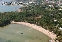 Hanko ilmasta / Ilmakuvia Hangosta, aerial photos from hanko