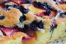 ciasto jagodowo-owocowe