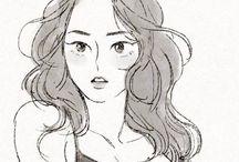 EXO Women Fan Art / Cr. langmanpanda
