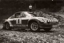 Vintage rallyes / Vintage rallye sports cars
