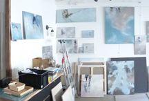 my studio, my instagram