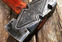 Blacksmithing - hammers