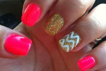 Nails !  / by Kayla Marie
