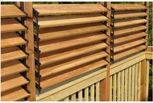 flex fence boards