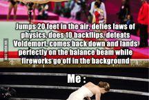 Gymnastics  / by Maddie Kelly