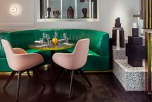 Tom Dixon's Extraordinary Spaces / A collection of spaces we have created or help create.   Using lighting, furniture and accessories designed by Tom Dixon.