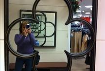 Mirrors / by Gloria Kressin