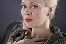Research - Narcissa Malfoy / Research on Narcissa Malfoy's hair from the Harry Potter movies
