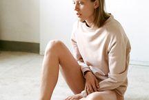BASERANGE / Woman Natural Wear Organic Cotton Bamboo Silk