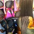 African hair Salons in the USA