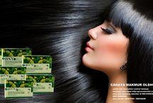 BSY Shampo Noni / BSY SHMPO NONI terbuat dari bahan-bahan alami tanpa zat kimia