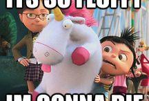 It's so fluffy, I'm gonna die!!
