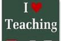 Teacher Stuff / by Rachael Hedrick