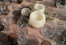 Velas, bodas, eventos, celebraciones / Decoraciones de arvika
