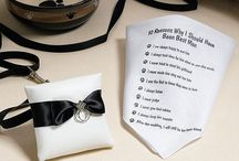 Pet Wedding Accessories / Your pet is your best friend... shouldn't they be part of your special day?