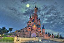 France, Disneyland Paris / Euro Disney fun for everyone.