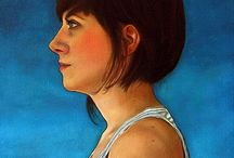 Peintures Mathilde Hedouart / Peintures