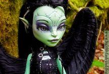 Monster High Universe Collector / Muñecas Monster High originales o customizadas en todas sus facetas y más.. muchísimo más.