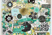 Hello Today / http://scraporchard.com/market/Hello-Today-Digital-Scrapbook-Kit.html