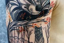 Cute animal tattoo / want to have