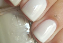 Winter color nails