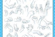 hands mani