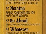 True! / by Janet Jones