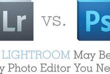 Adobe Lightroom / by Linda Wayne
