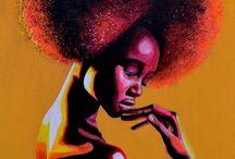 Arte De Mujeres Negras