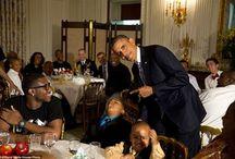 Baracka Obama - najlepšie momenty