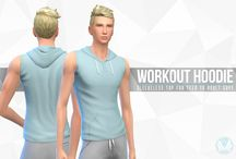Cc sims4 homme