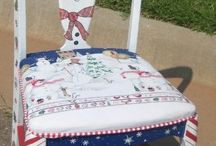 COUNTRY CHAIRS - TABLES - STOOLS ART...