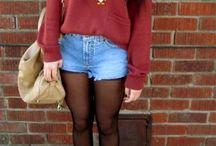 Fall/Winter Fashion / by Morgan