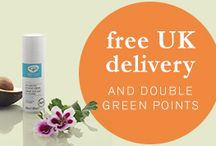 Previous Special Offers / All our past offers on our natural and organic products.
