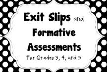 Assessments in 4th