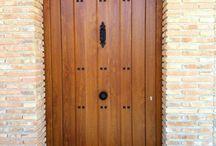 Puertas Rústicas ANTIGA BÁSICA