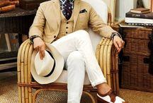Erkek modası aksesuar