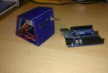 Arduino Digital Magnetic Compass / More info: http://bit.ly/1CqSsMF
