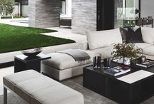 Living Inspiration / Classic & Sophisticated houses and interiors