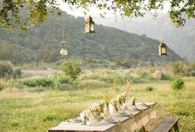 Garden Picnic Wedding / by Victoria Montilla