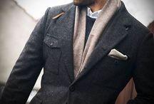 Men's Fashion / Classy men's fashion pins! Dressed like a boss!