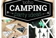 Event: Camping theme