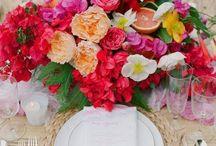 Bold Florals Low