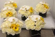 Flowers | Corp. Events | NYC / https://www.gabrielawakeham.com