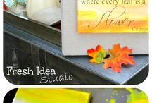 Fall Decorations / by Kari Brinsfield