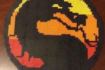 z - pixel art - Mortalité Kombat