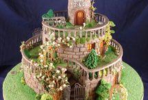 tartas de castillo