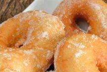 Pancakes ,/ Donuts