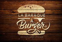 L'Hamburgé / le burger by Brunet